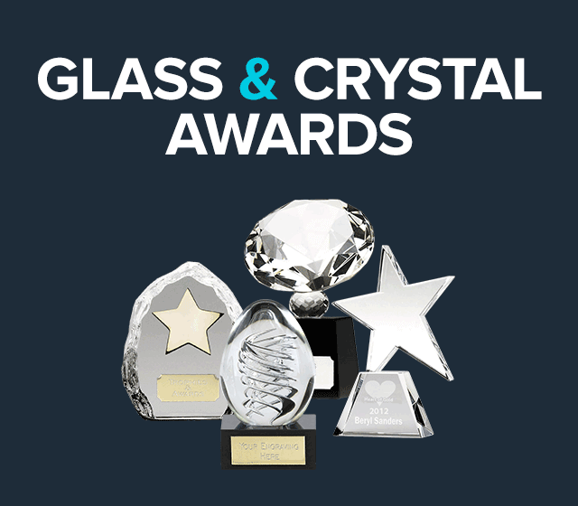 Glass & Crystal Awards