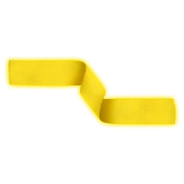 Neon Yellow Ribbon